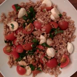 Caprese salade met tarly